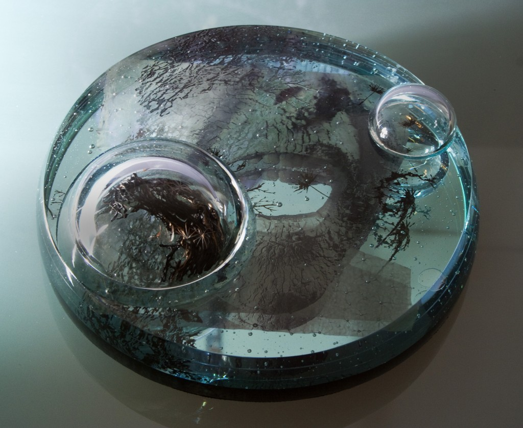 "1_Inside Your Wishing Well 7 ¼"" x 7 ¼"" x 2 ½"" glass"